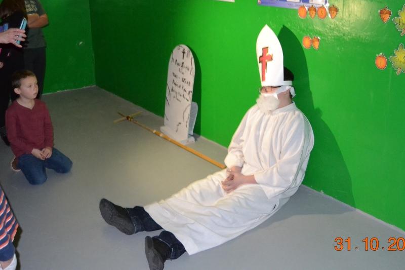 graveyard saint 2