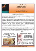 Bulletin 20201025